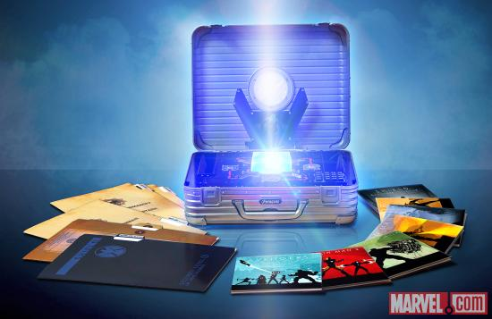 Marvel Cinematic Universe limited