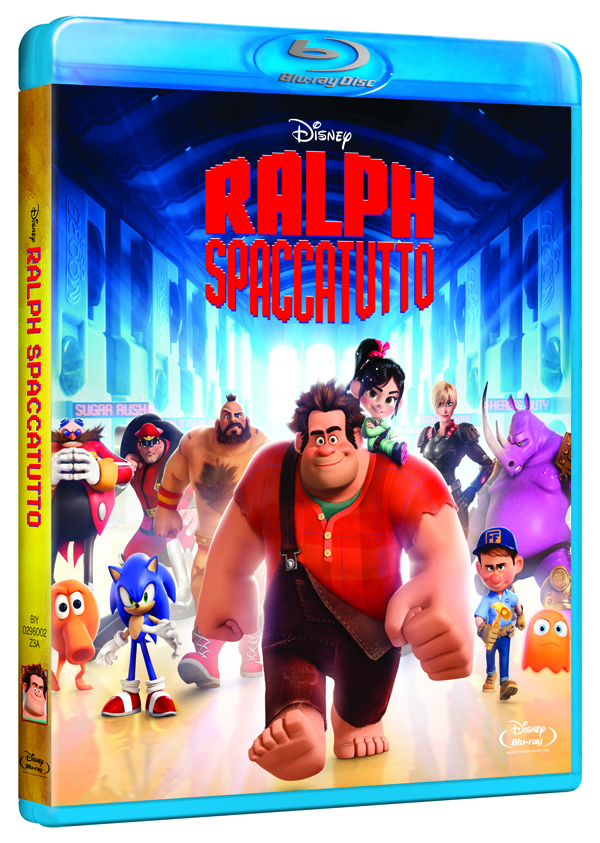 ralph spaccatutto blu-ray