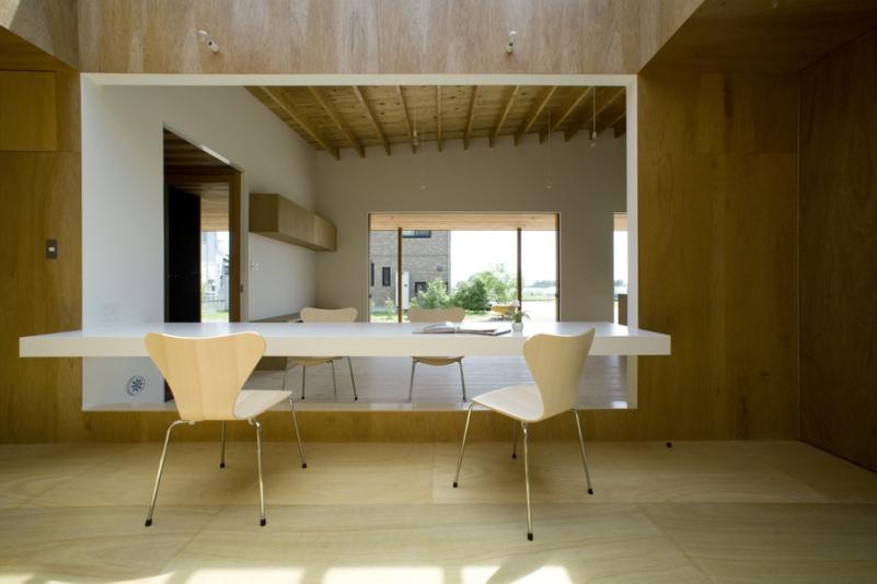 Casa en Midori - Studio Synapse