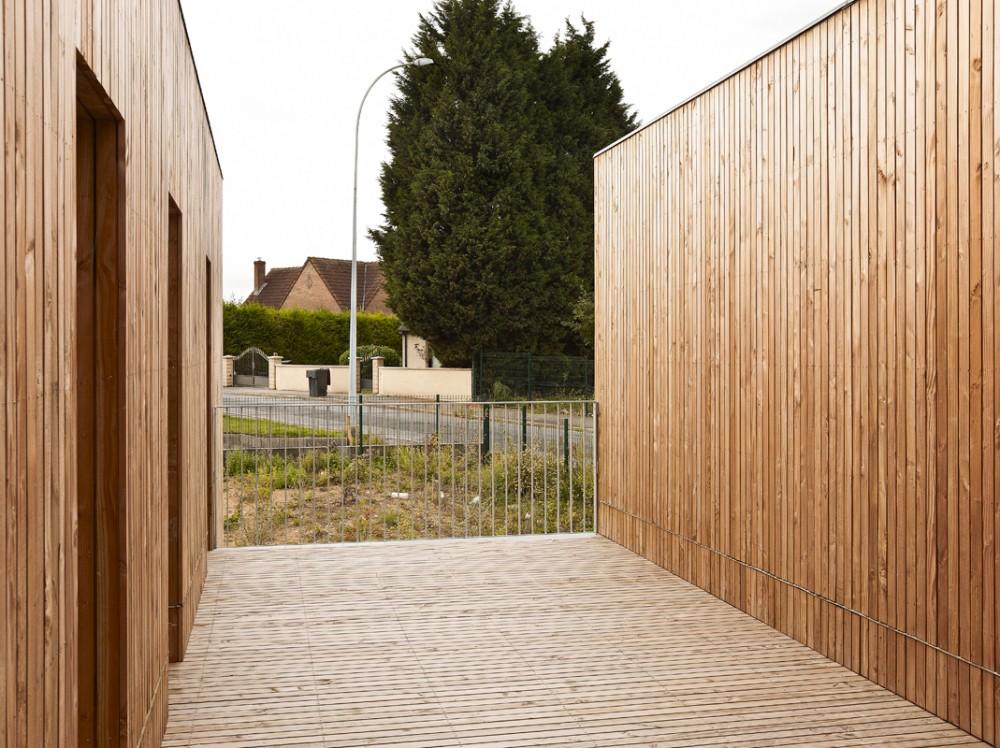 9 Casas en Lens - TANK Architectes
