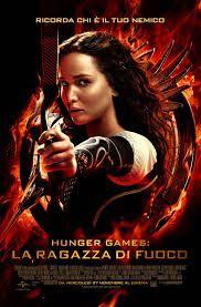Hunger games ragazza di fuoco