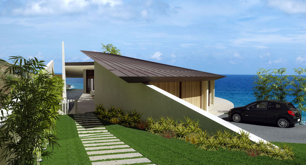 Pride's Rest - Lindsay Brown Studio, Arquitectura, diseño, casas