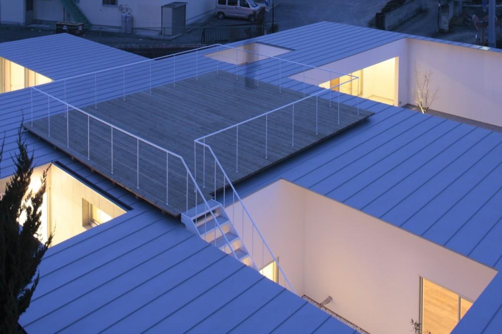 Casa de Siete Patios - Ikimono Architects