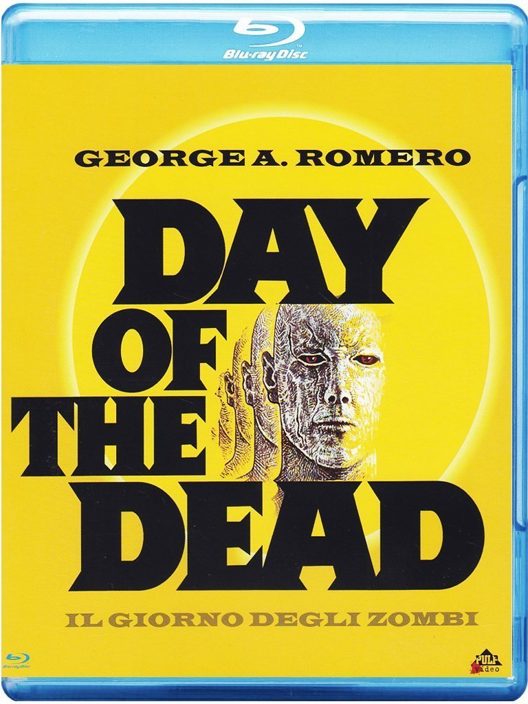 Day of the dead giorno degli zombi blu-ray
