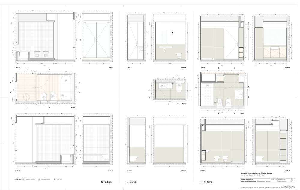 Casa Oporto - hoffice, Arquitectura, diseño, casas