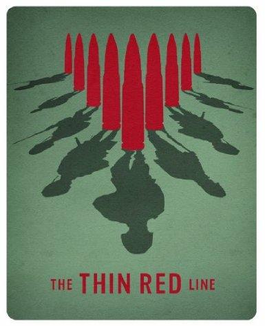 la sottile linea rossa steelbook