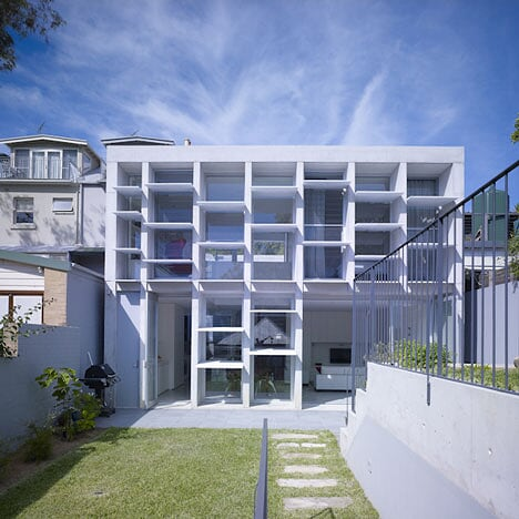 Casa Balmain - Carter Williamson Architects
