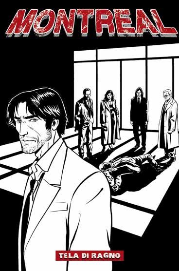 Montreal Dr. Morgue web comic