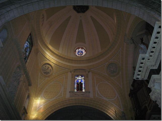 拱顶和画窗