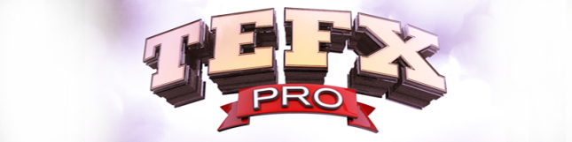Text Edge FX Pro for Cinema 4D 文本倒角工具