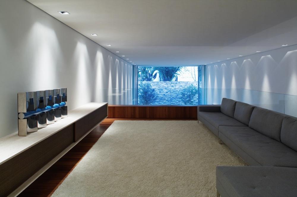 Casa Corten - Marcio Kogan, Arquitectura, casas