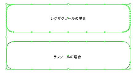 「フィルタ」からアンカーポイントの追加2