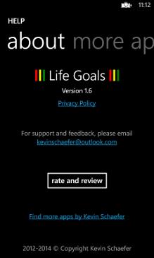 Life Goals Screenshot 8