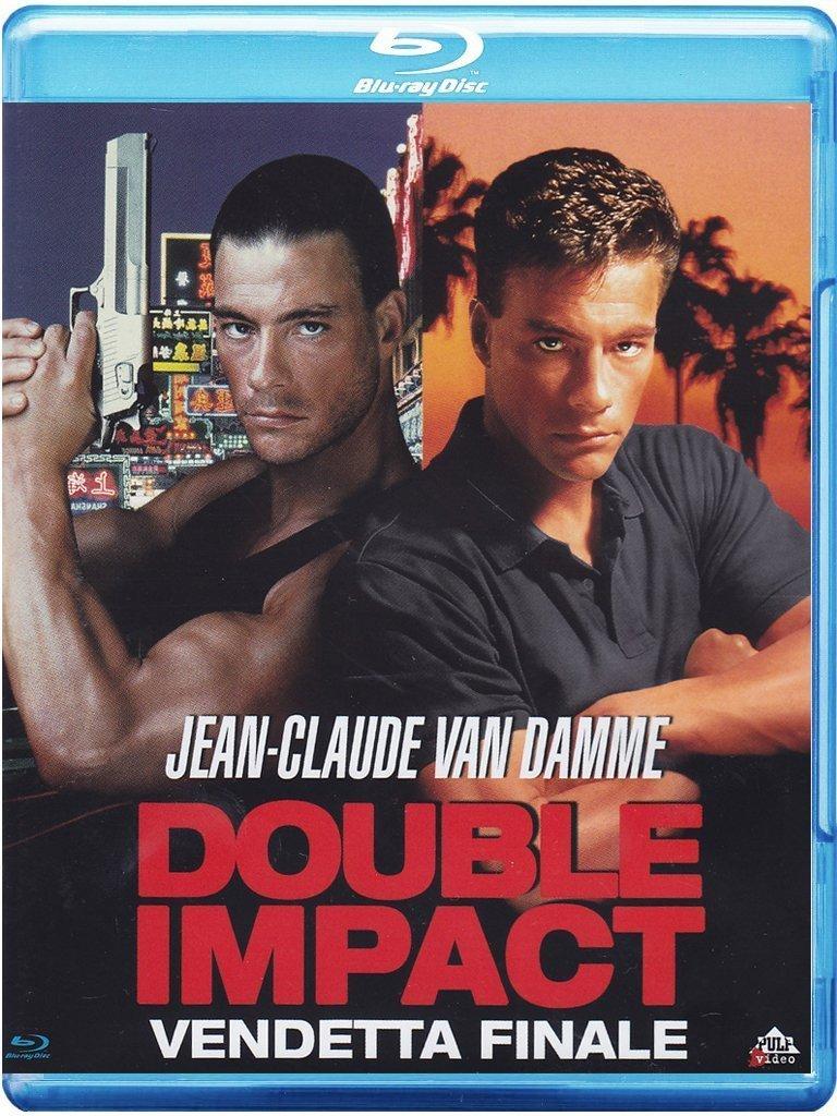 double impact vendetta finale blu-ray