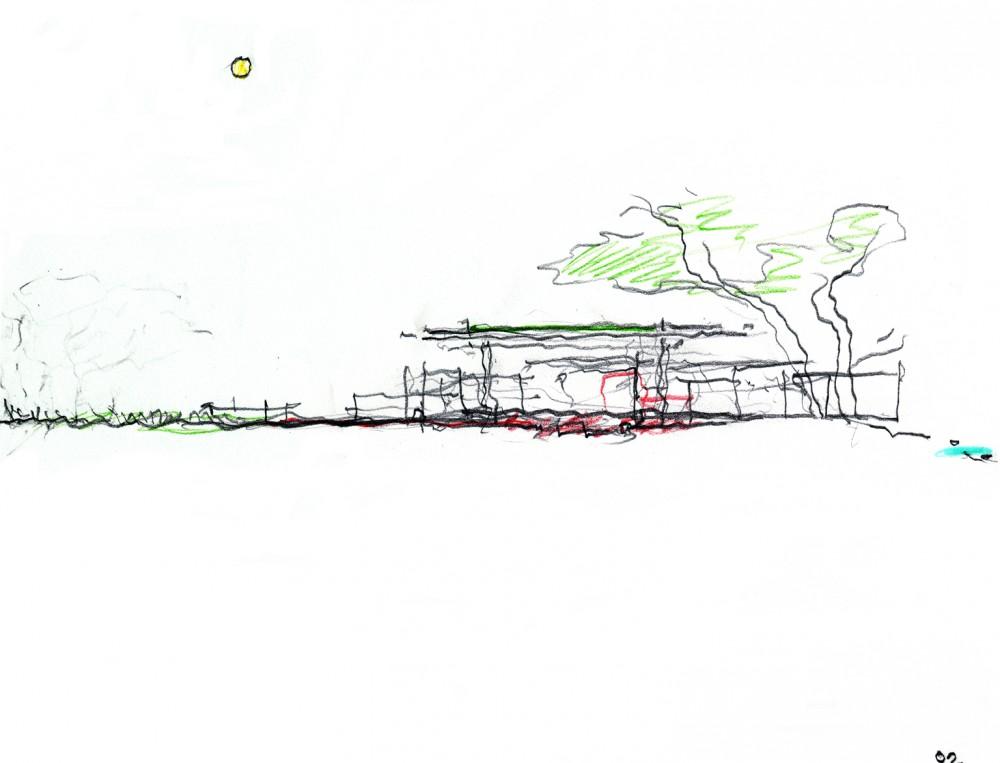 Residencia Creekside - Bohlin Cywinski Jackson