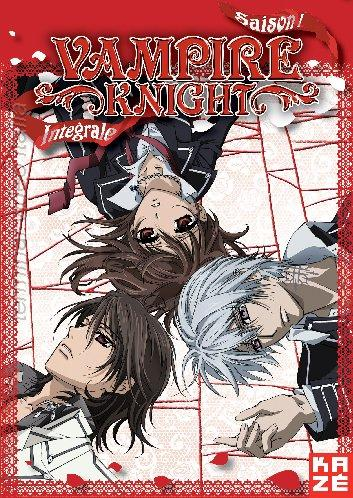 Vampire Knight DVD Box