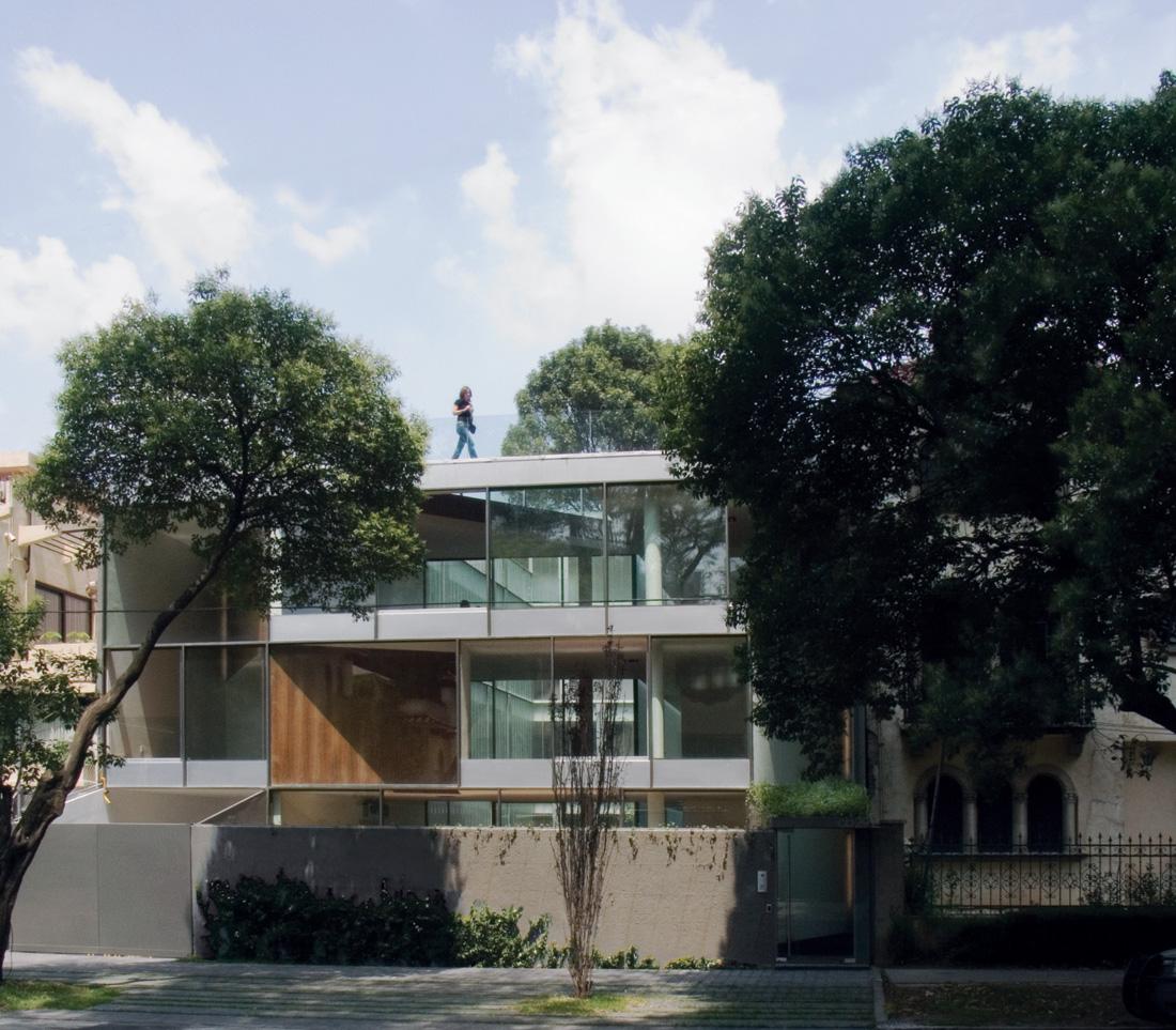 Edificio de departamentos C29, Dellekamp Arquitectos, diseño, arquitectura, vivienda-colectiva