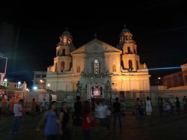夜キアポ教会2