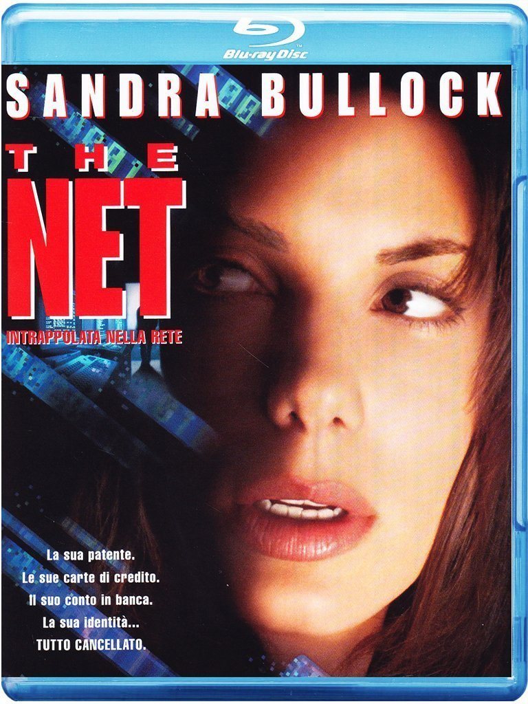 THE NET BLU-RAY