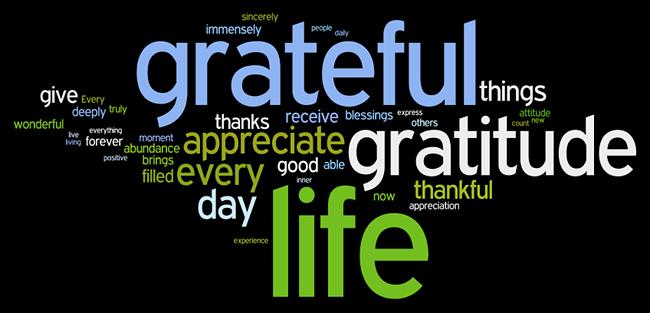 gratitude affirmations wordle