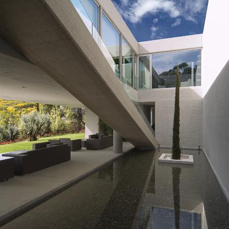 Casa de Pantano de San Juan - Vicens + Ramos, Arquitectura, casas, diseño