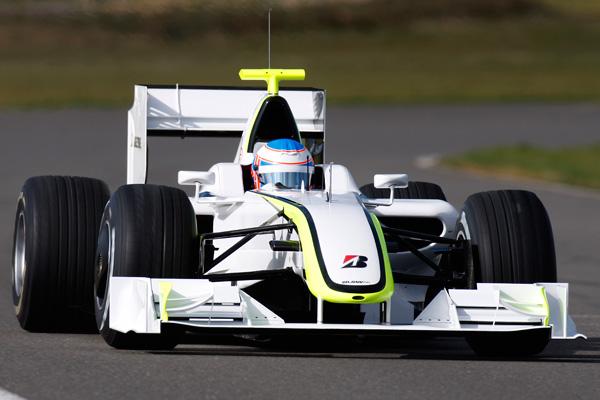 Brawn GP 001