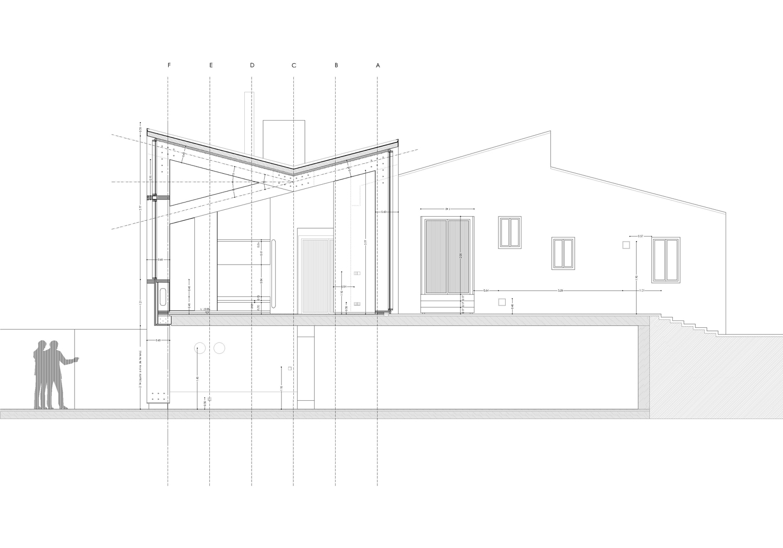 Ampliación de Casa, Padilla Nicás Arquitectos, diseño, casas, arquitectura