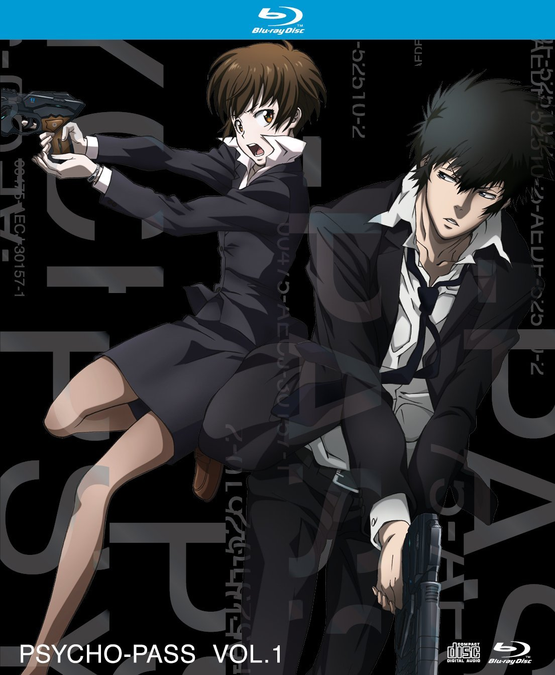 psycho-pass blu-ray box 1