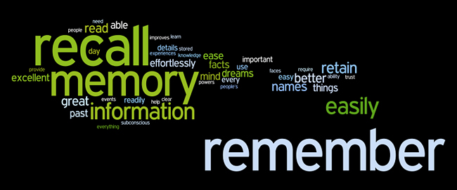 memory affirmations wordle