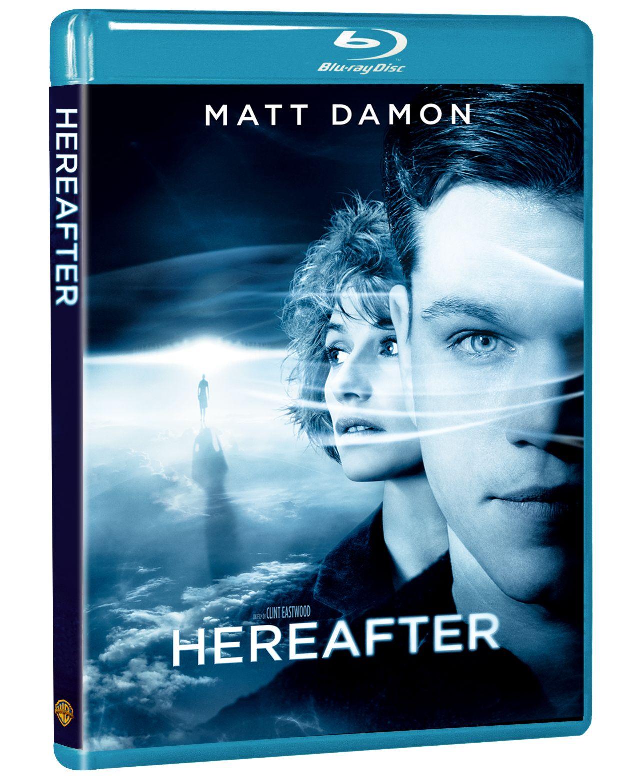 hereafter copertina blu-ray