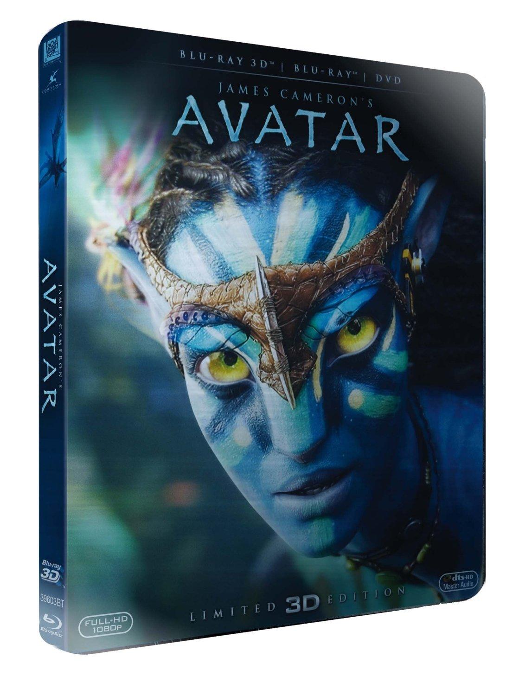 avatar steeelbook limited