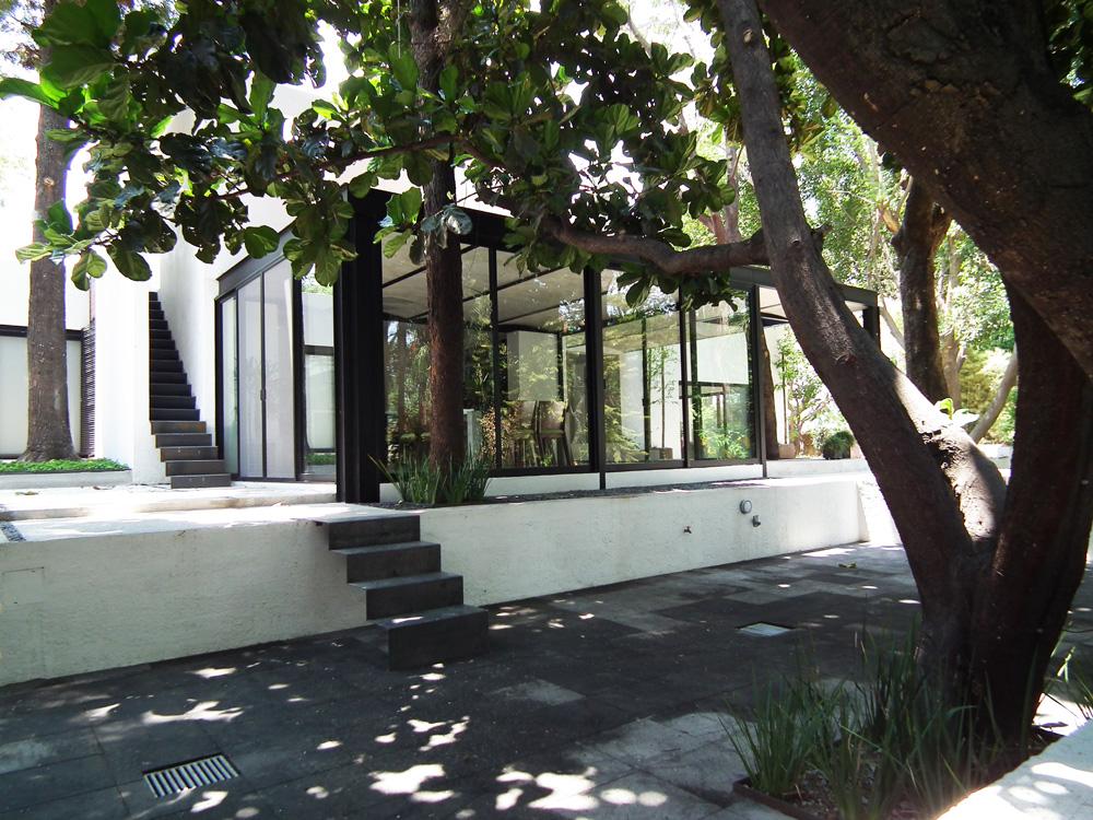Casa con 7 patios - ARS° Atelier de Arquitecturas