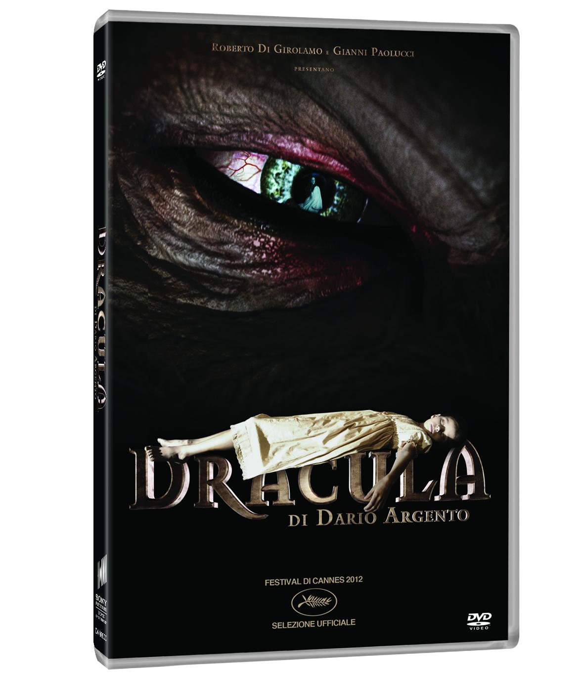 Dracula Dario Argento DVD