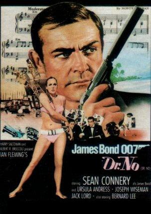 007 Dr No Licenza di uccidere