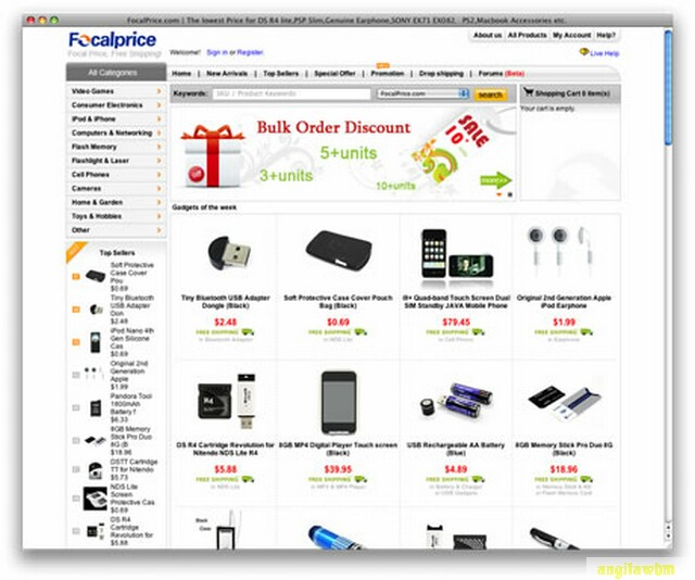 screen1 021 Páginas web para comprar barato en CHINA