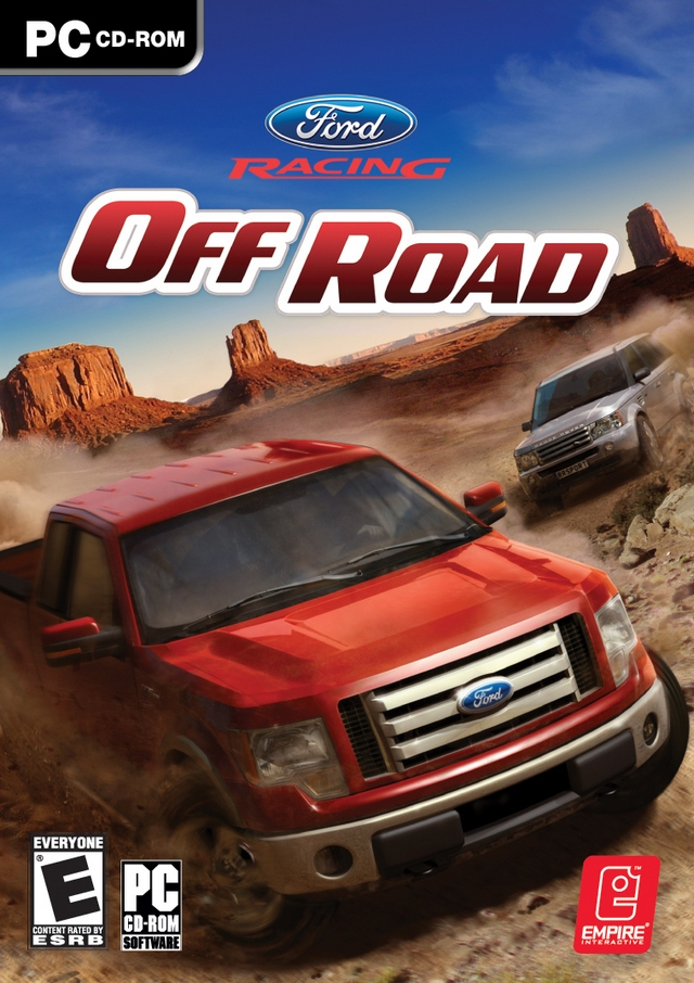 Ford Racing Off Road [PC]