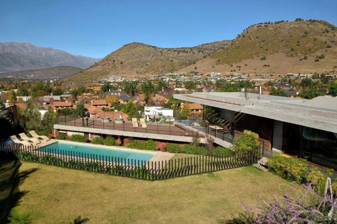Casa Jaldsa - all*arquitectos, casas, arquitectura
