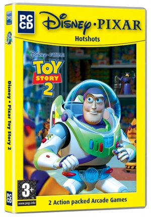 Toy Story 2 [Portable] [PC]