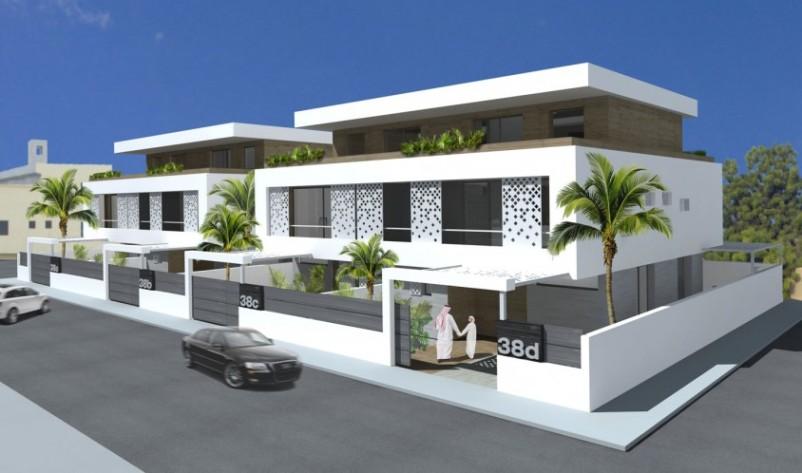 la parte baja para mayor intimidad de los usuarios de la viviendas planos casas modernas