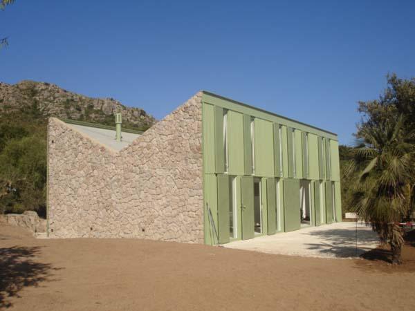 Casa-en-el-Campo, Abalos-Herreros, arquitectura, casas