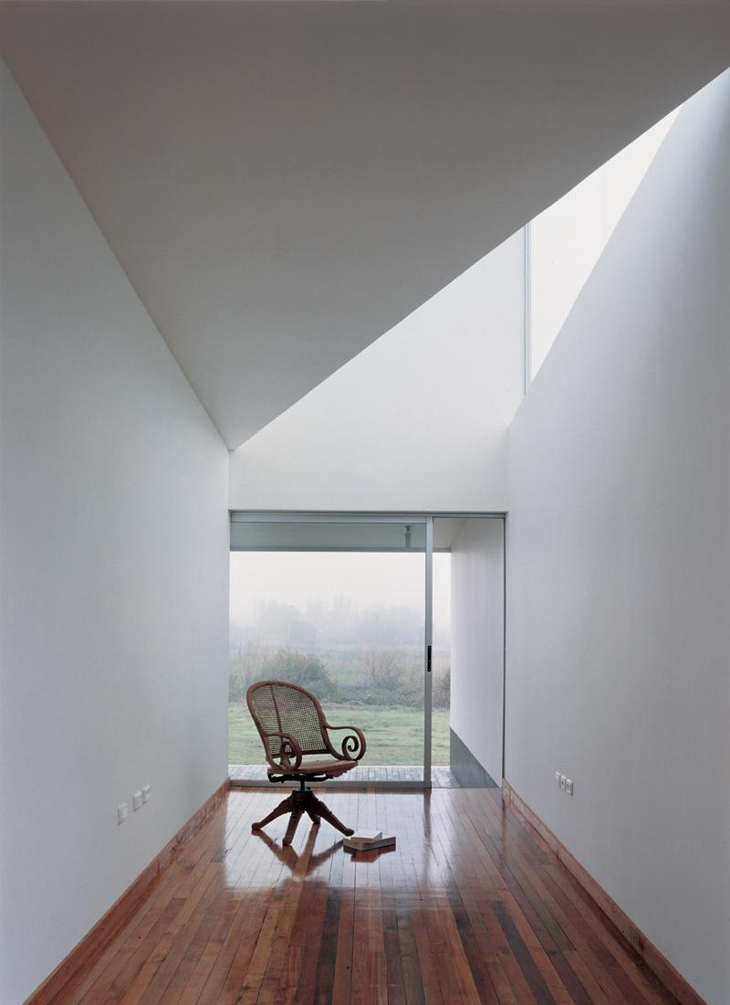 Casa de Cobre 2 - Smiljan Radic, arquitectura, diseño, interiores