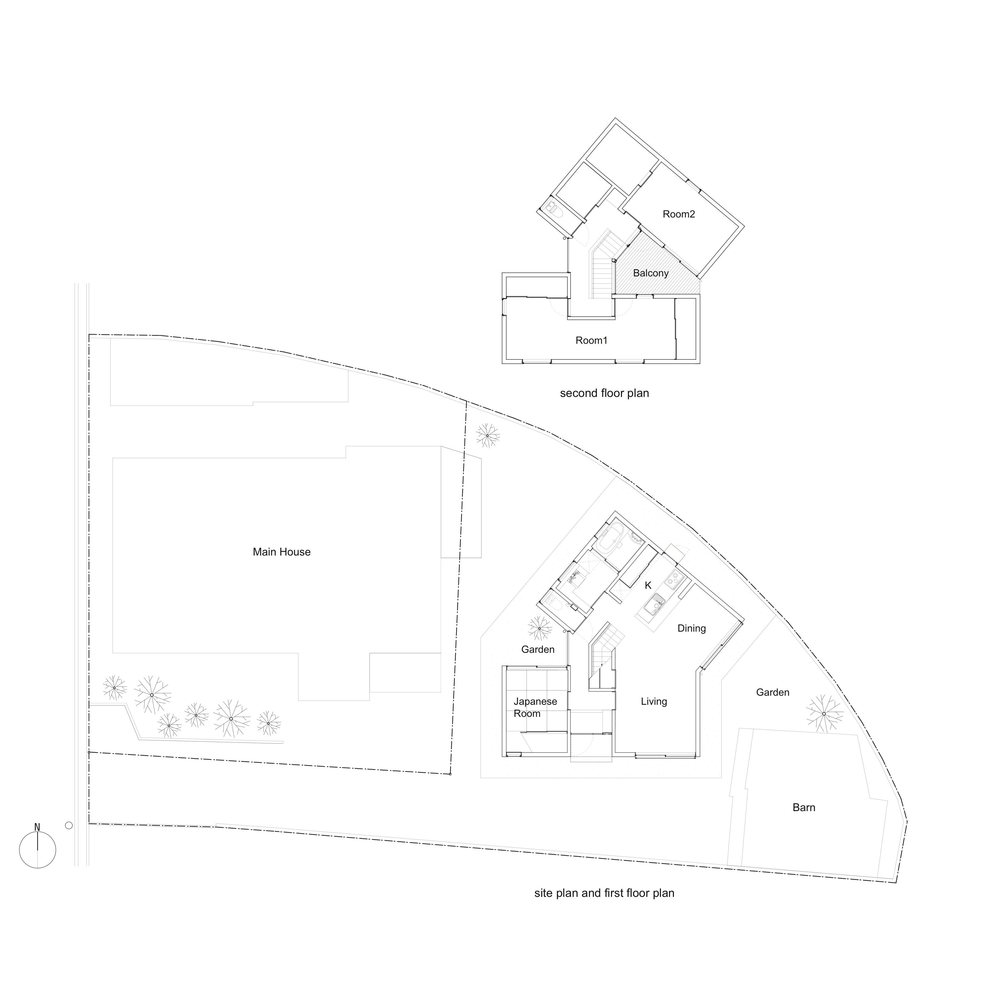 Casa Usuki - Architect Associates Tonoma, arquitectura, casa, jardin