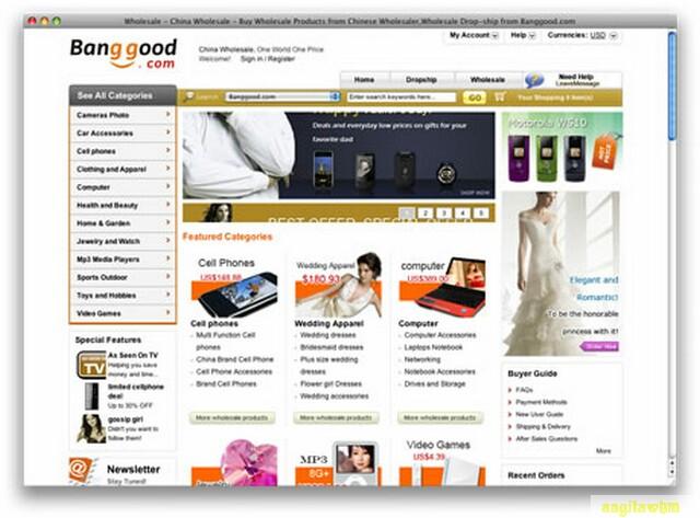 screen1 060 Páginas web para comprar barato en CHINA