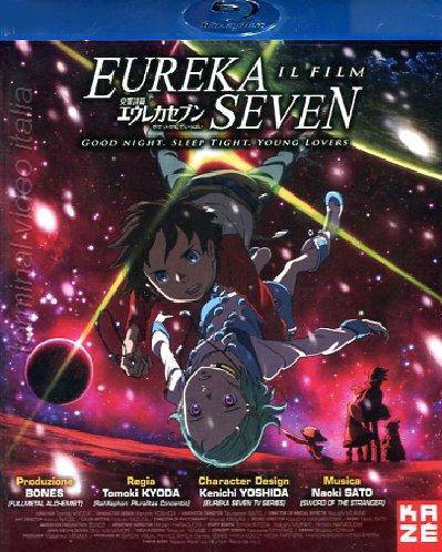 Eureka Seven il film blu-ray