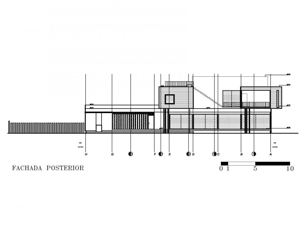 Casa R+E - Oda 2JG Diseño + Estudio