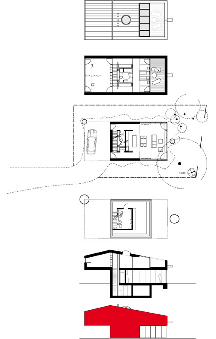 House V - Jakob Bader, Arquitectura, diseño, casas