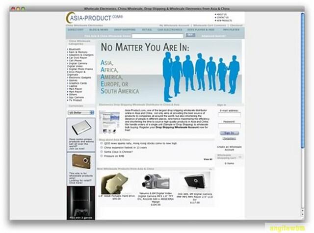 screen1 003 Páginas web para comprar barato en CHINA