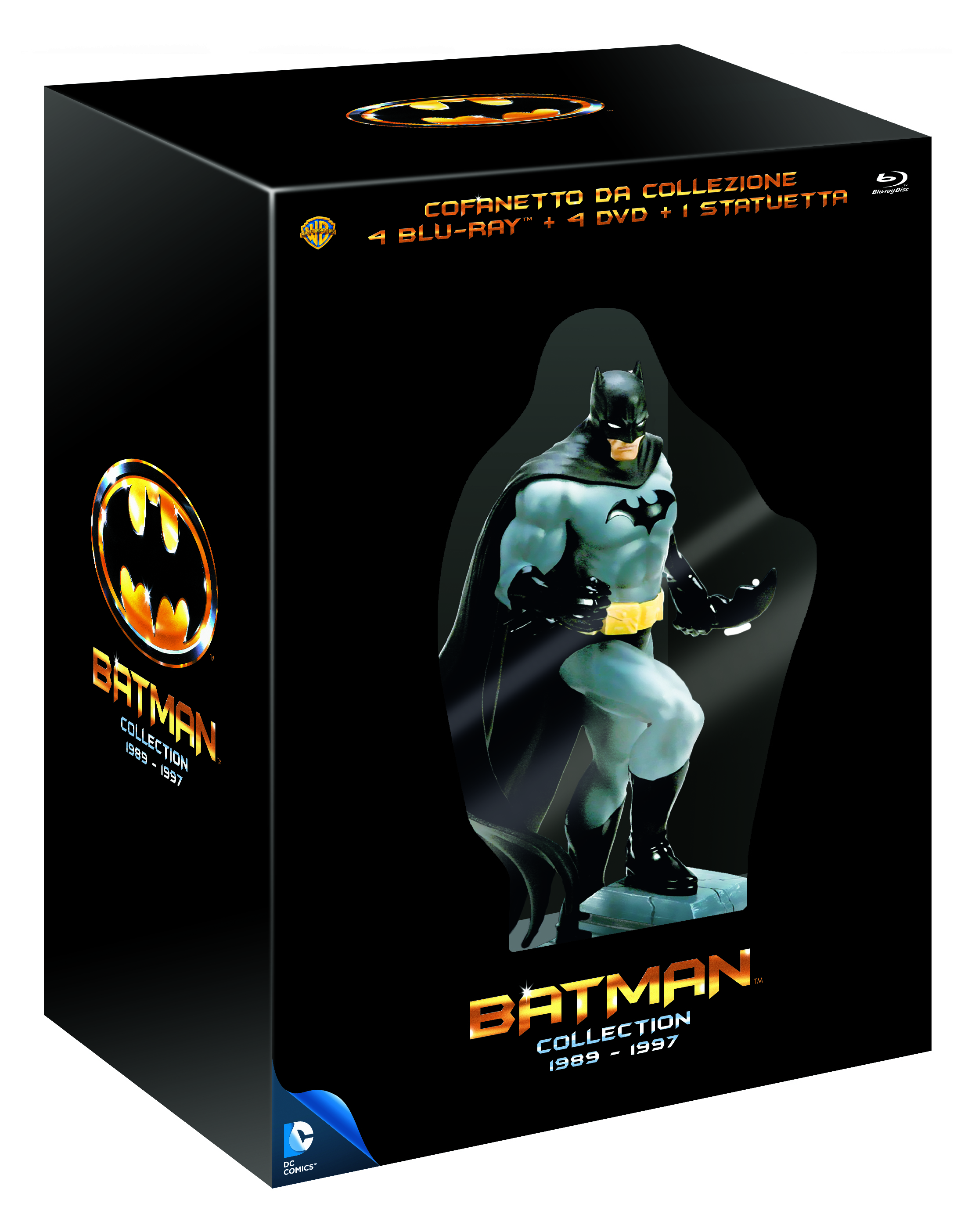 batman collection 1989-1997 limited