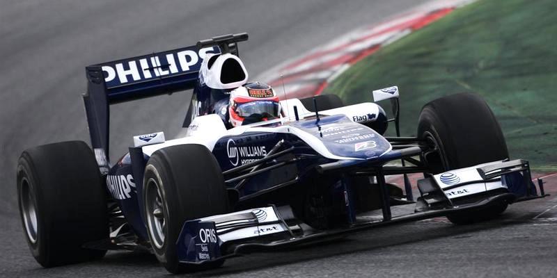 Williams F1 2010