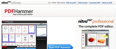 ブラウザ上でPDFの結合・ページ削除・ページの並べ替えができるサイト